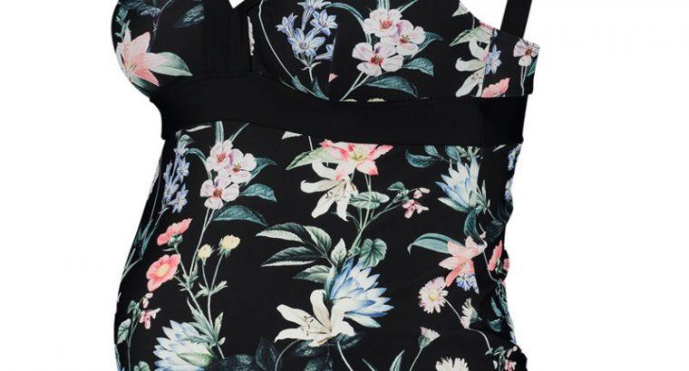 Tankini top floral Esprit